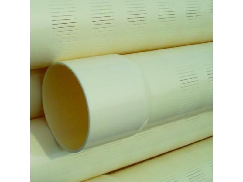 PVC filterbuis Ø50 mm 10 bar, 0,3 MM perforatie L = 5 meter