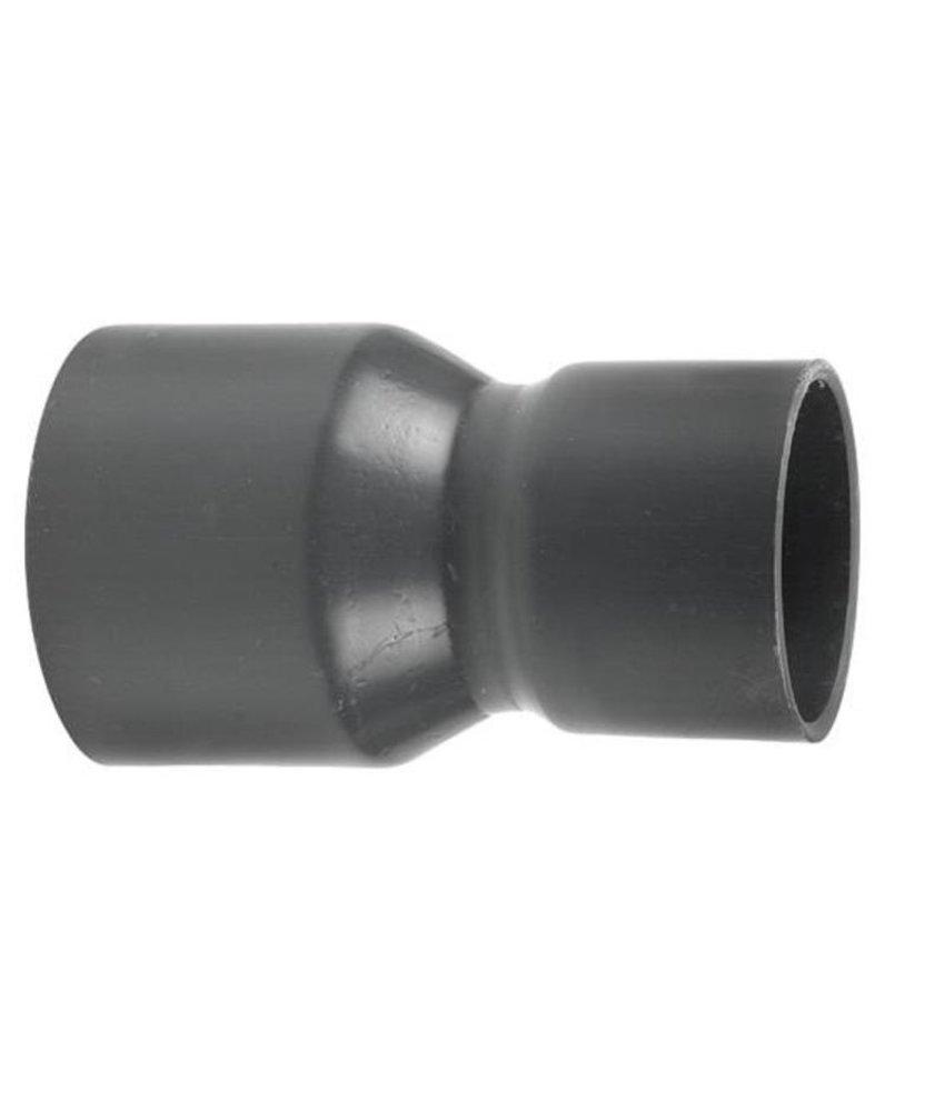VDL PVC verloopsok Ø 63 x 50 PN12.5