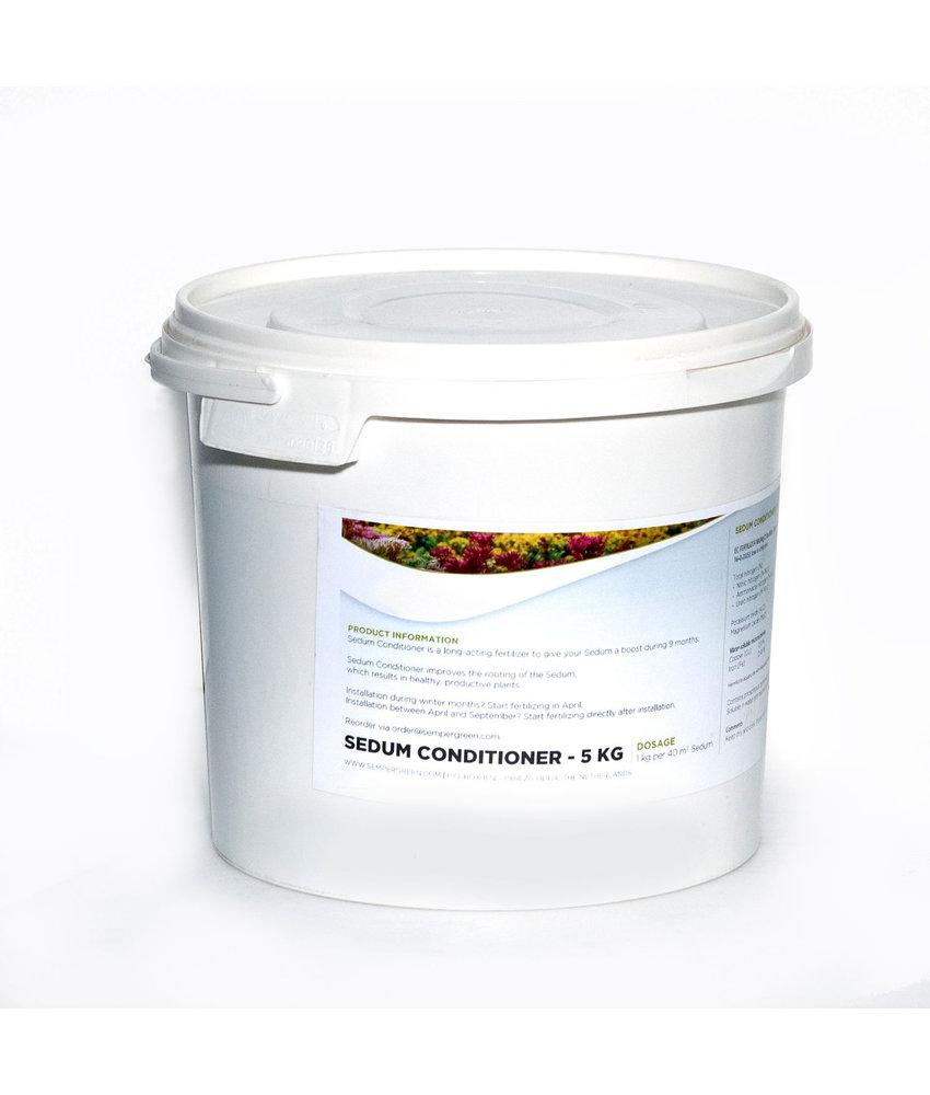IrriTech Sedum conditioner - 5 KG emmer