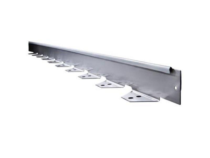 IrriTech Metaflex 045  gegalvaniseerd alu L = 2,40 meter / Pakket 5 stuks