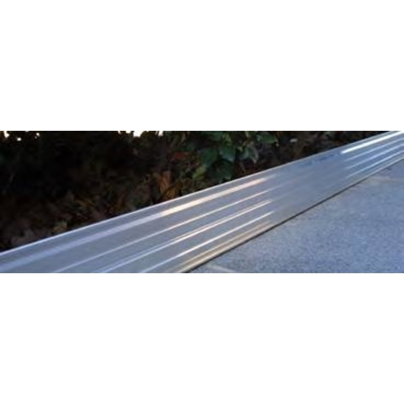IrriTech Alubord 140  aluminium hoekstuk 90°