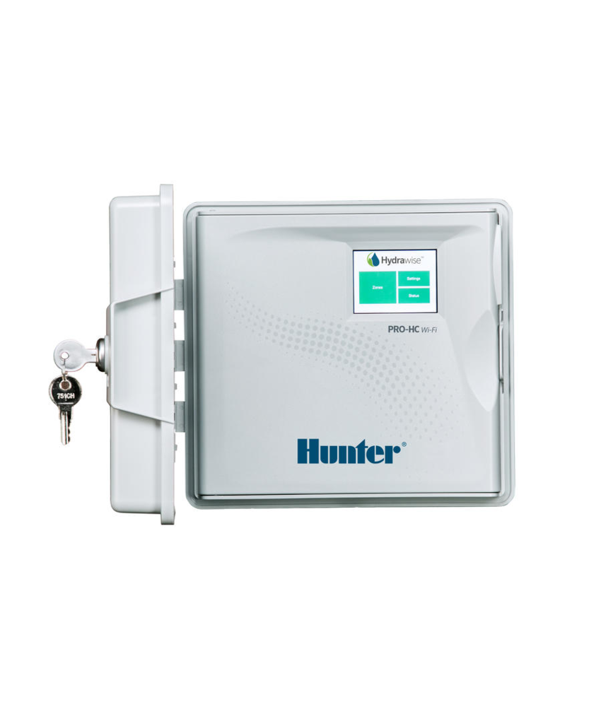 Hunter Pro-HC 6 stations beregeningscomputer | WiFi