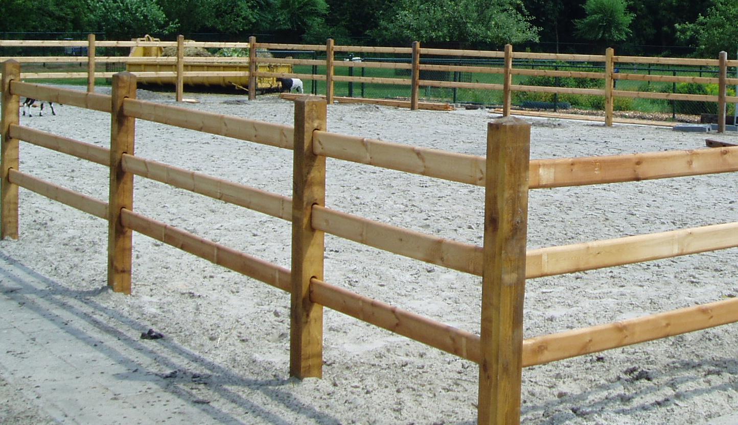 Drainage aanleggen voor uw paardenbak of paddock