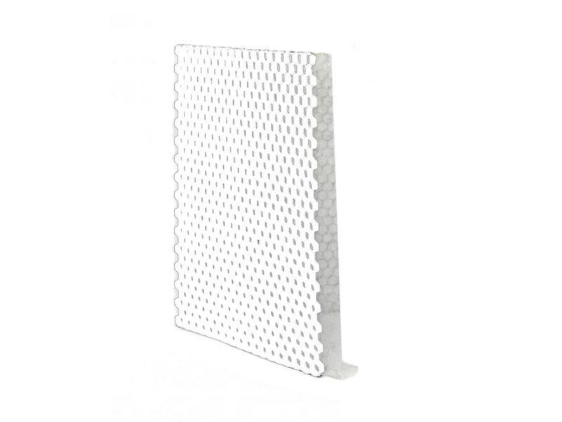 Grindplaat wit ECCOgravel 120 x 80 x 4 cm | Grindplaten