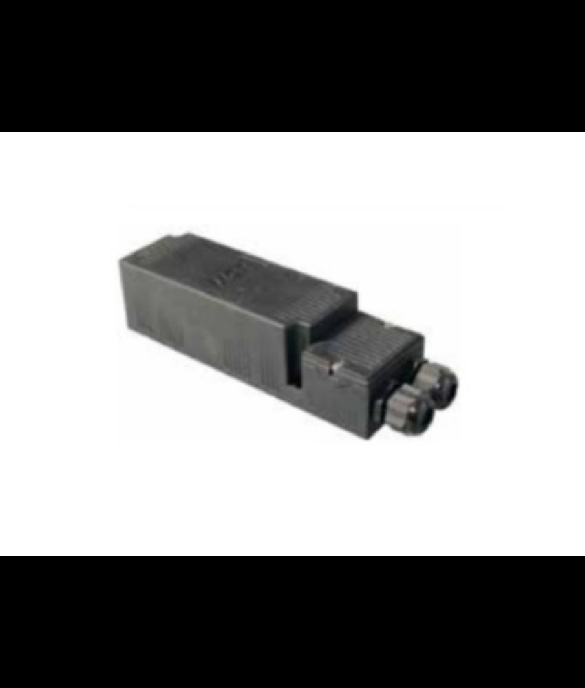 Gegoten transformator 230 V / 50 Hz - 50 W - 12 V