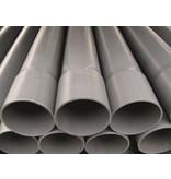 PVC drukleiding ongekeurd Ø 12 L= 4 meter