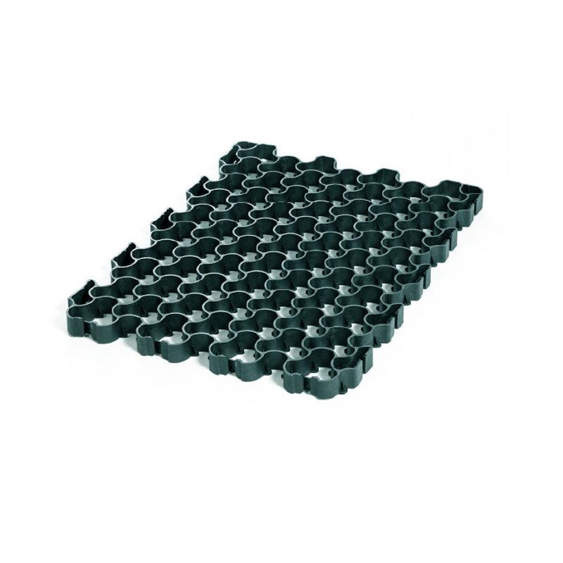 Grastegel HD Flex 40 grijs groen - 80 x 60 x 4 cm | Grasplaat