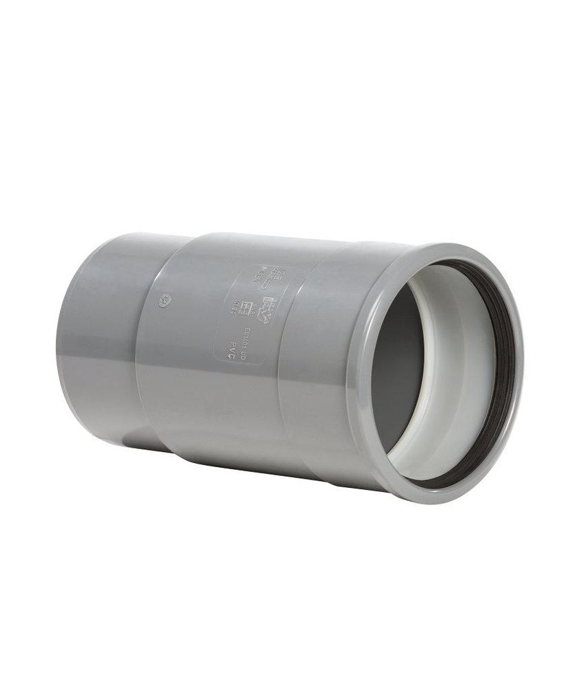 PVC zettingsmof 125 mm  mof/spie - SN8