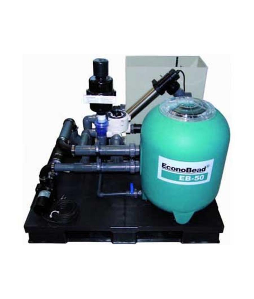 AquaForte EB 60 systeem met DM-15000