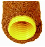 Drainagebuis kokos Ø 80mm, PER METER