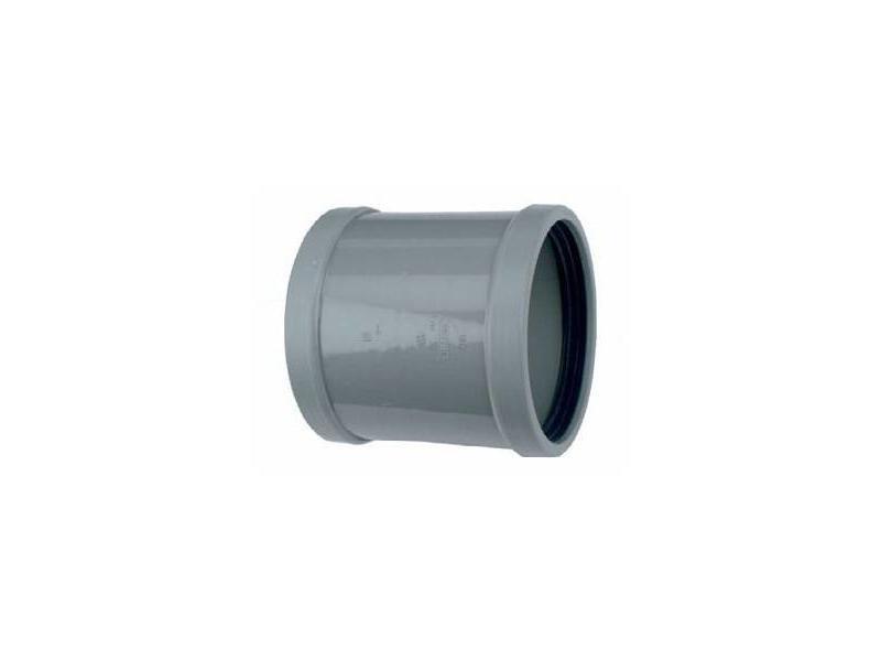 PVC Overschuifmof Ø 125mm SN4, KOMO