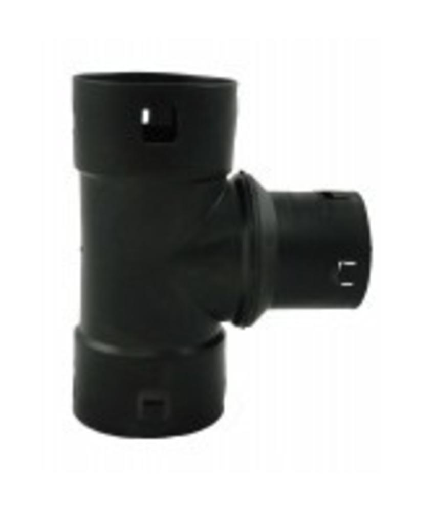 PP drainage T-stuk verlopend Ø 100 x 65mm