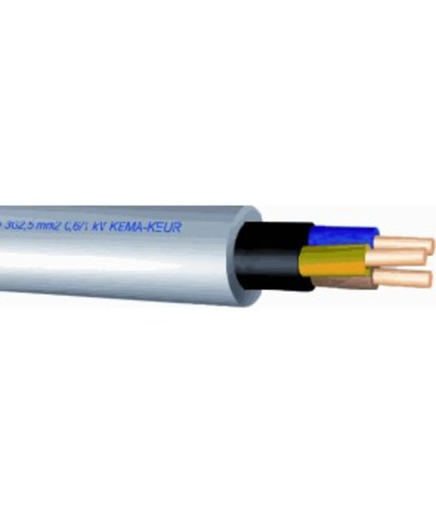 Ymvk MB 3x2,5 mm installatiekabel