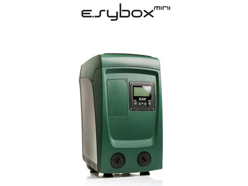 DAB E.sybox mini drukverhogingspomp 3 zonder voordrukbeveiliging