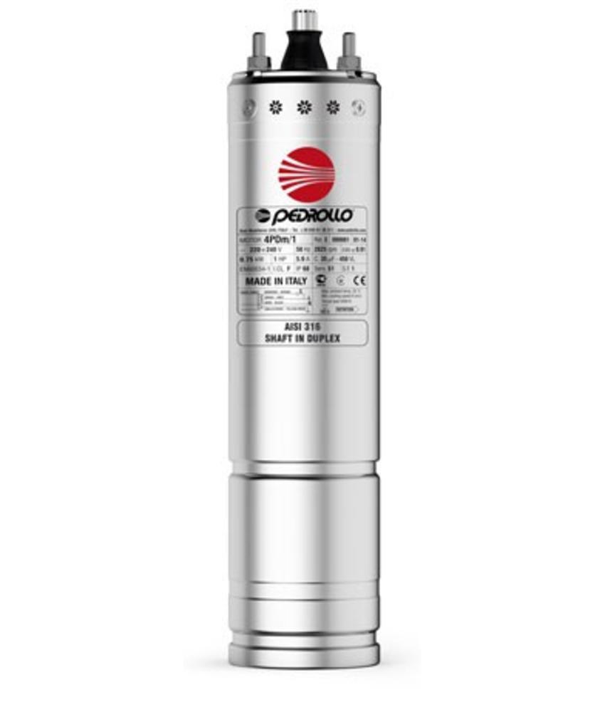 Pedrollo 4PDm / 0,5 losse motor 230 volt (0,5 PK)