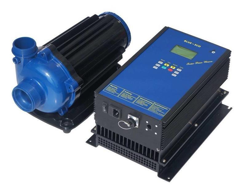 Blue Eco 500 vijverpomp inclusief controller