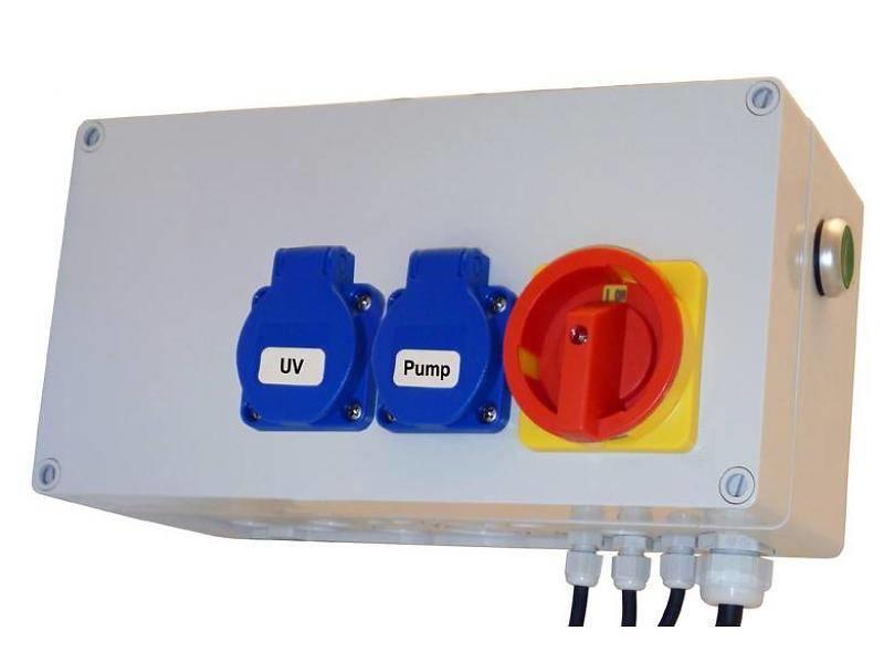 AquaForte trommelfilter ATF-500