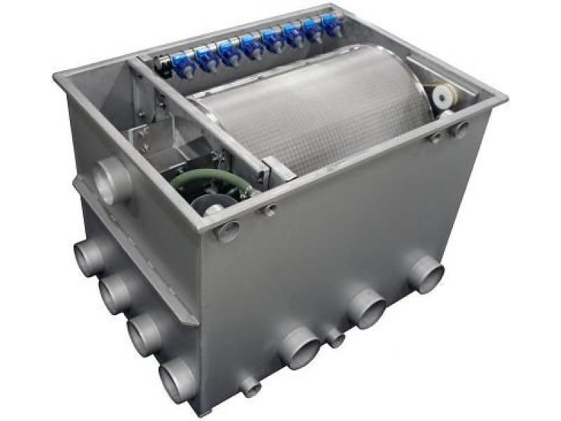 AquaForte trommelfilter besturingskast ''VDE'