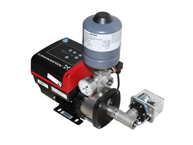 Grundfos CMBE 3-30 hydrofoorpomp 1,1 KW