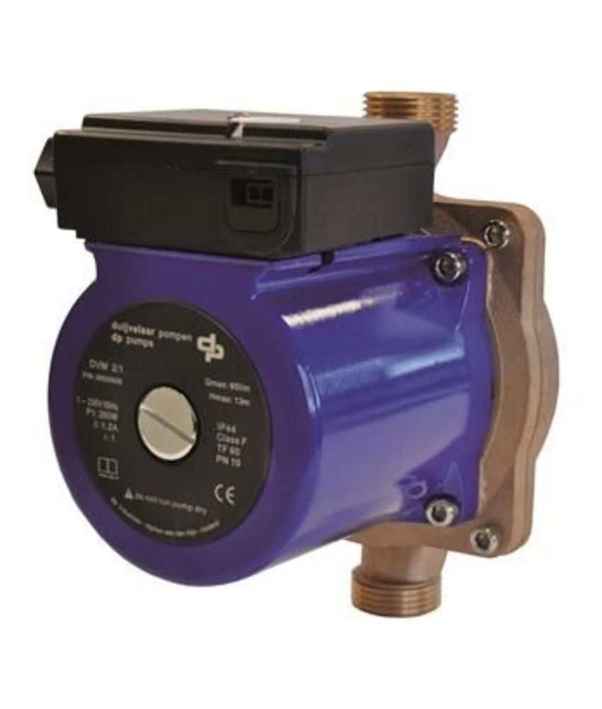Duijvelaar Home unit pro plus 2/1 hydrofoorpomp | Met voordruk beveiliging