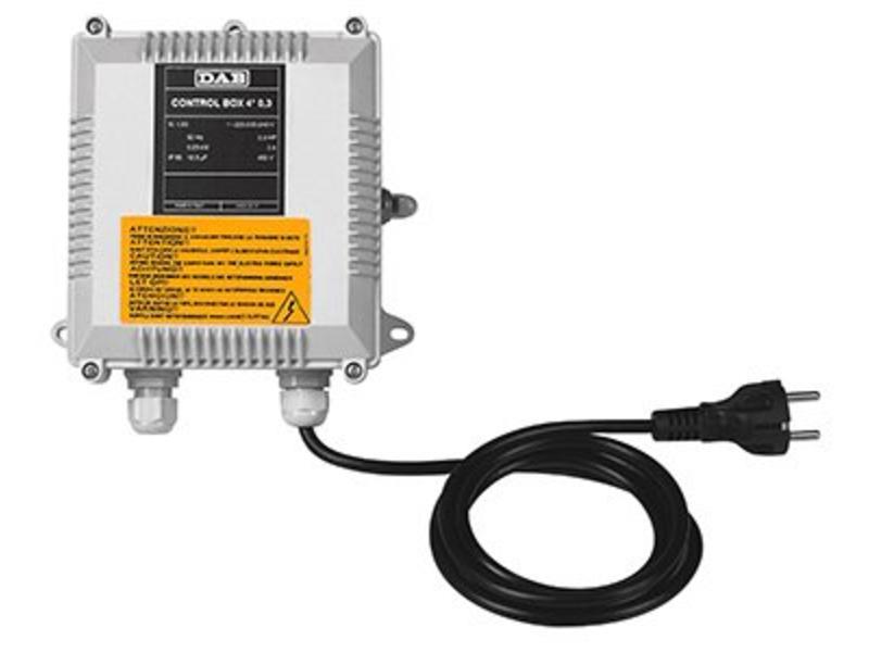 DAB S4 3/9 0,75HP KIT M230/50 4OL bronpomp set