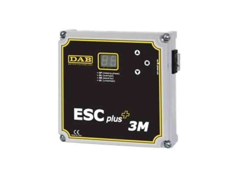 DAB S4 3/13 1HP KIT T400/50 4OL bronpomp set + DAB ESC Plus 4T