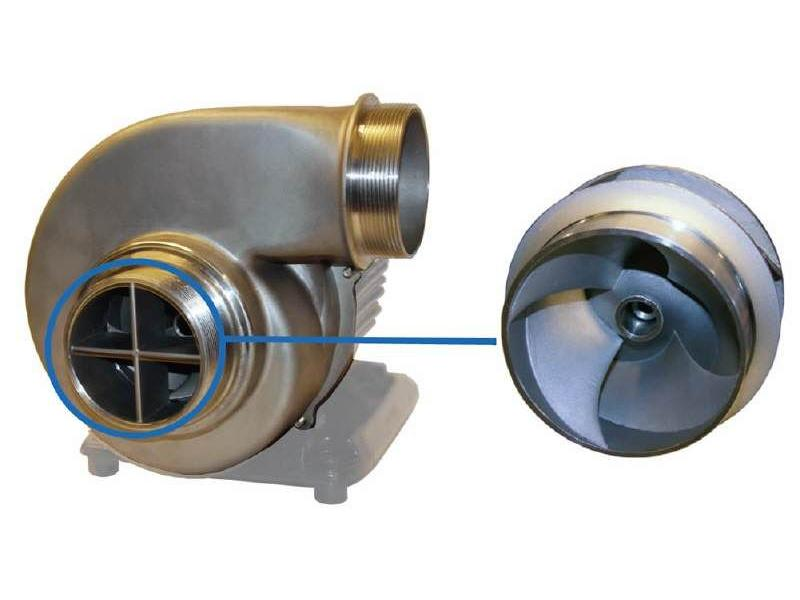 Blue Eco 2200 4flow vijverpomp inclusief controller