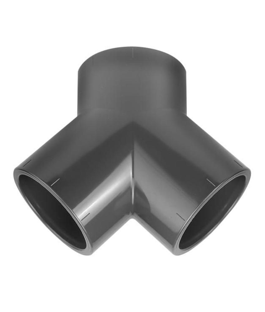 VDL PVC Y-Stuk Ø 63 x 63 PN16