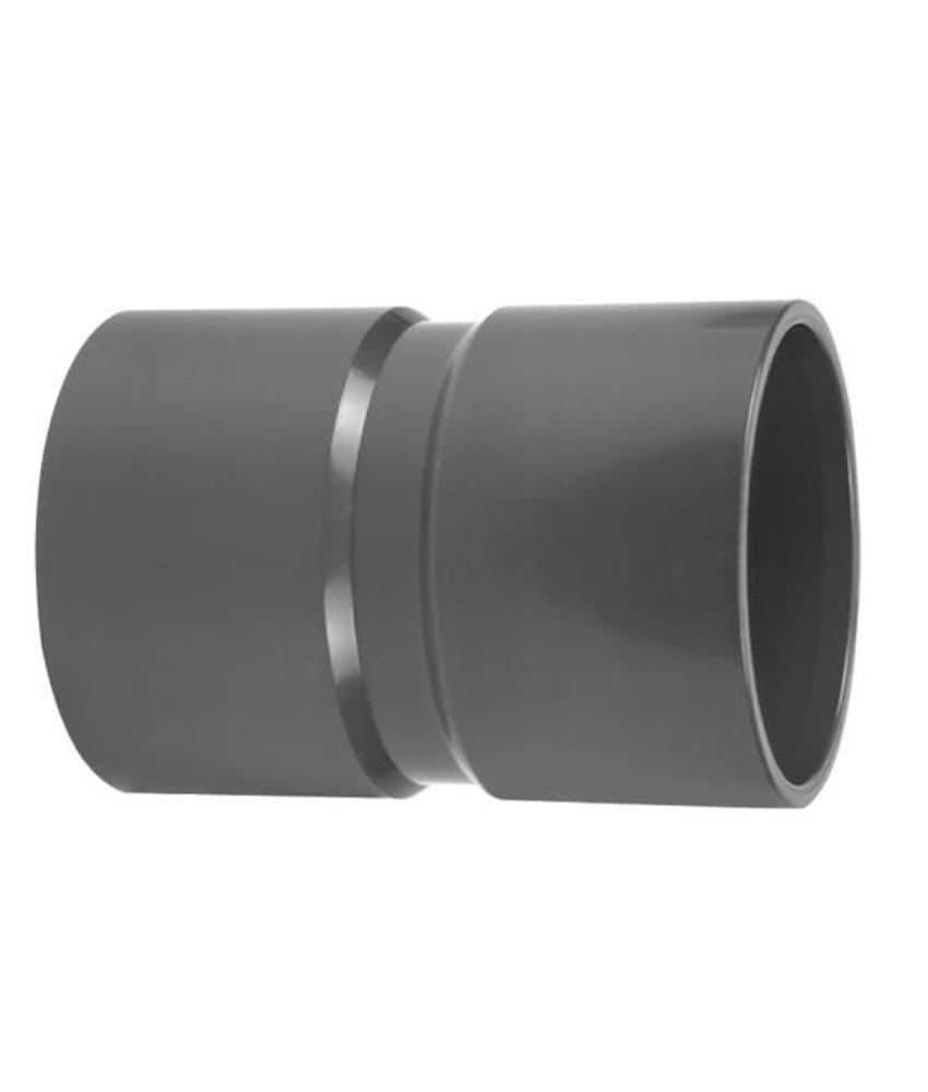 VDL PVC handgevormde sok Ø50 PN10
