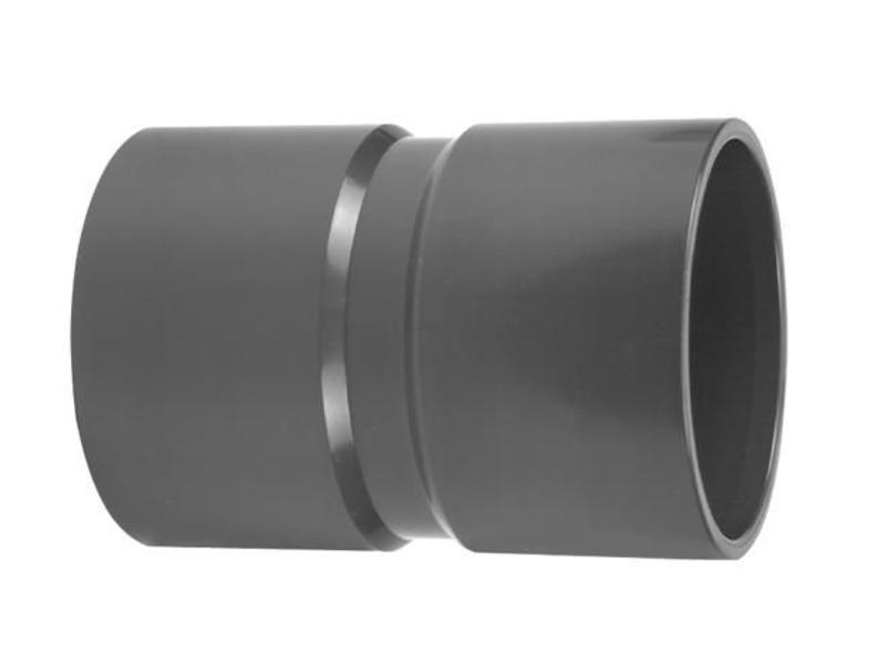 VDL PVC handgevormde sok Ø63 PN10