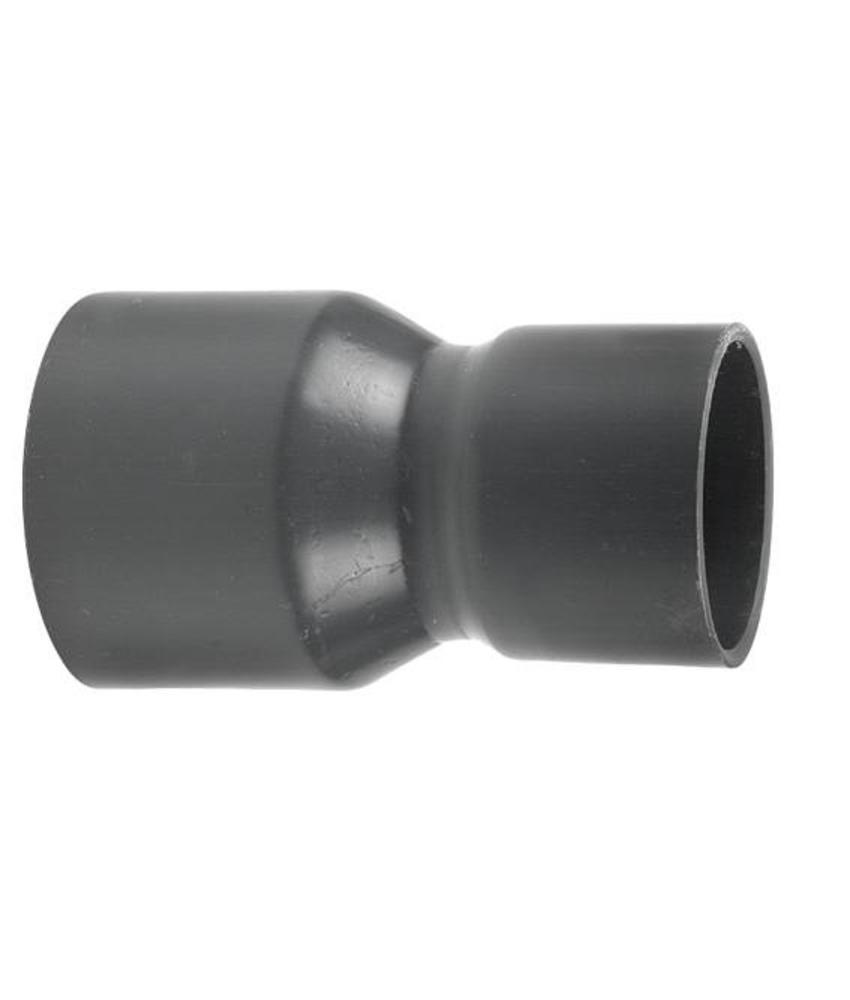 VDL PVC verloopsok Ø 125 x 110 PN10