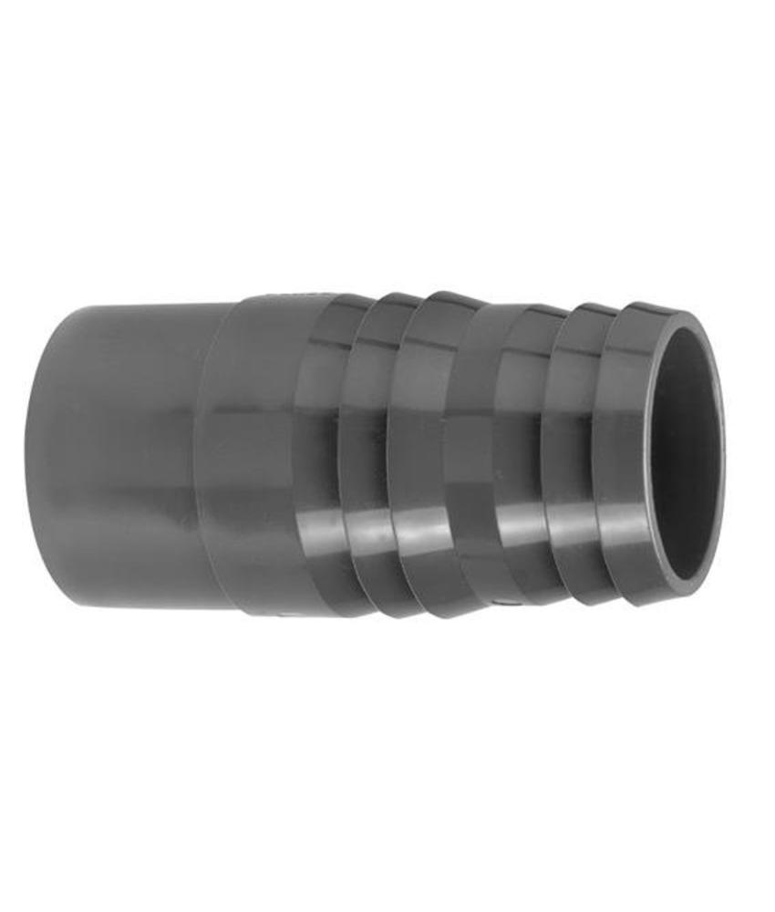 VDL PVC slangpilaar lijmverbinding 50 mm lijm x 53 x 50 mm tule