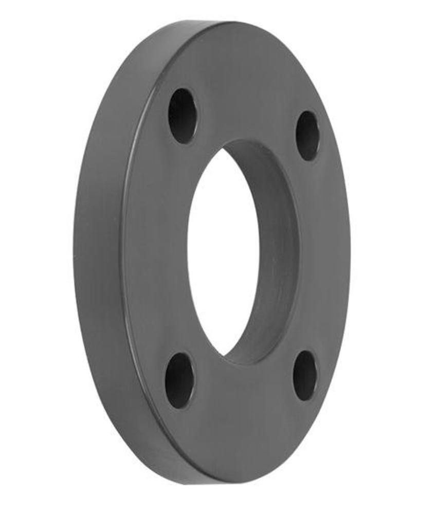 VDL PVC flens 160 mm DN150 8 gaats