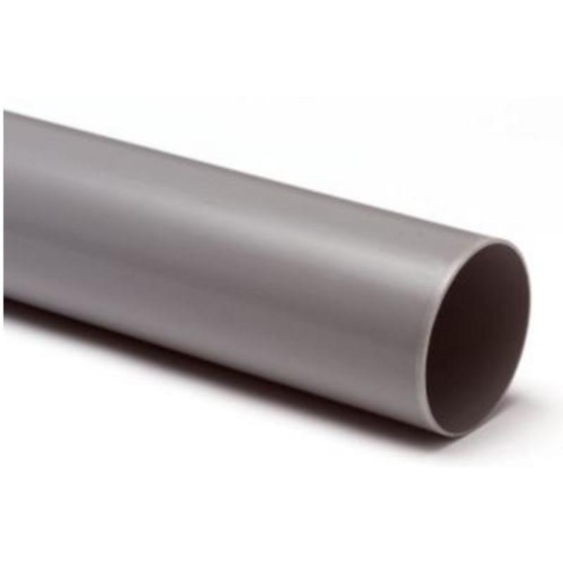 PVC HWA afvoerbuis Ø 100 mm L = 4 meter KOMO