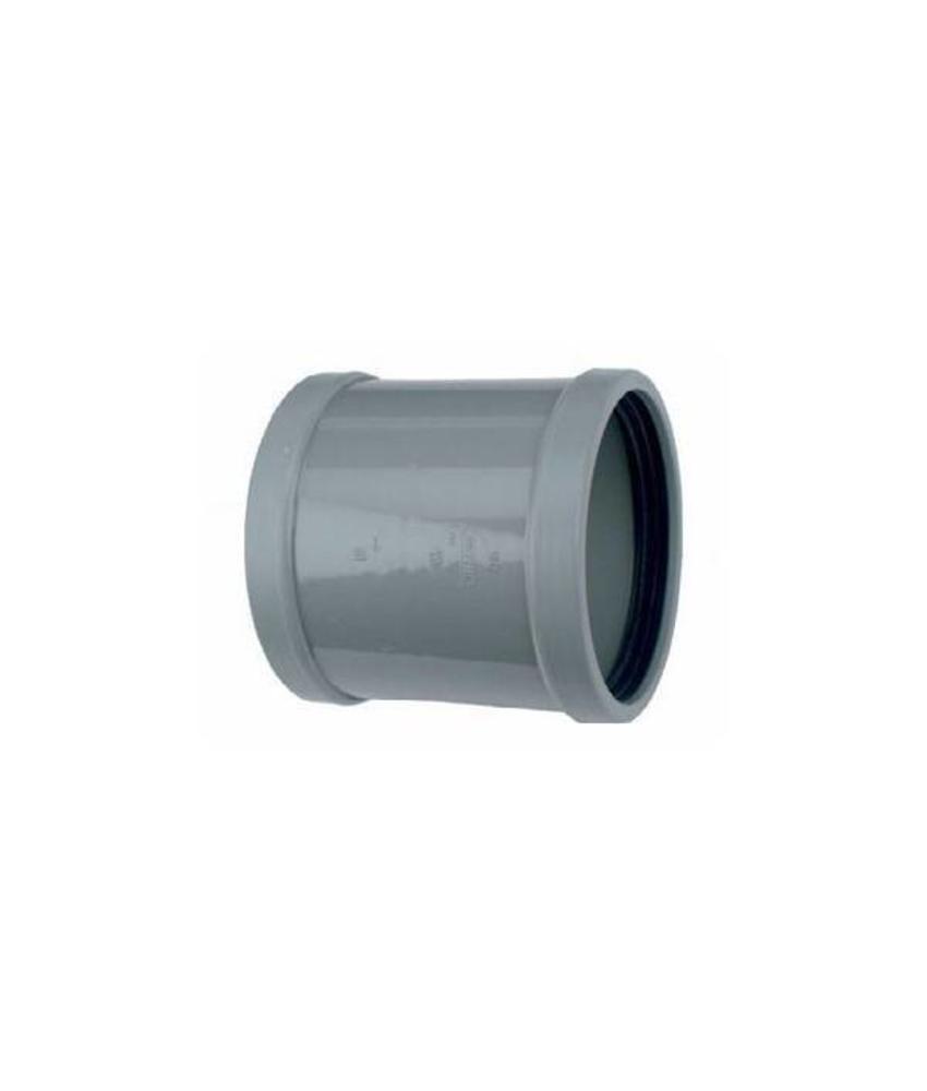 PVC Overschuifmof SN8 160 mm