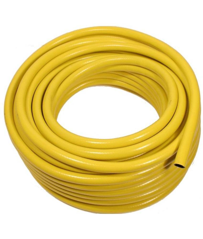 Alfaflex tuinslang geel 1 1/2'' (38mm) L= 25 meter