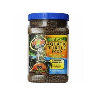 ZooMed Natural Aquatic Turtle Food - Growth Formula