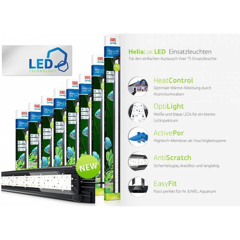 Juwel Helialux LED Lampenhouders