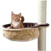 Trixie Hangmat voor krabpaal tot 4,5 KG beige/bruin