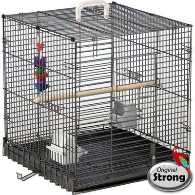 Strong Papegaaien Transportkooi Large