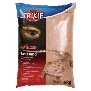 Trixie Terrarium Zand geel 5 KG