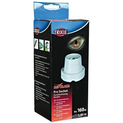 Trixie Porseleinen Lampenfitting E27
