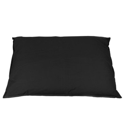 Lex & Max Hondenkussen Tivoli zwart  100 x 70 cm