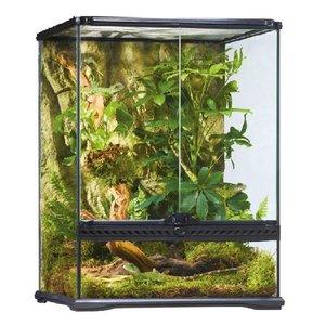 Exo Terra Glazen Terrarium 45x45x60cm
