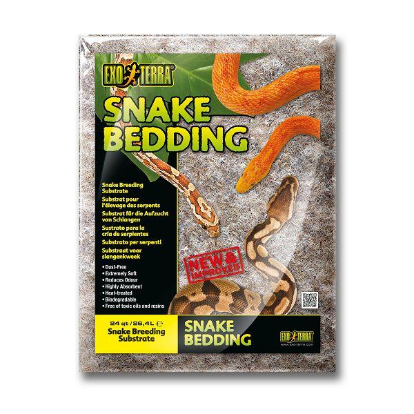 Bodembedekking voor Slangen