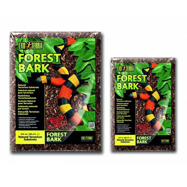 Exo Terra Terrarium Substraat Forest Bark