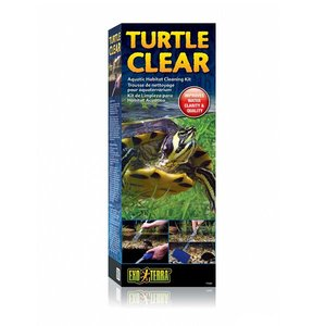 Exo Terra Turtle Clear Reinigingsset Aqua-Terrarium