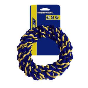PetSport USA Katoenen Speeltouw Ring 17,5 cm