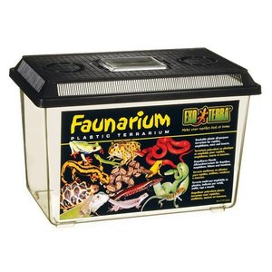 Exo Terra Faunarium Zwart