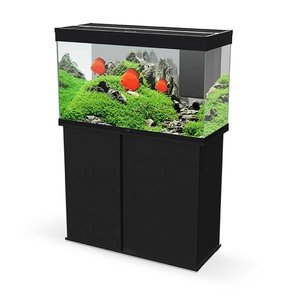 Ciano Aquarium Emotions Pro 100 zwart met meubel
